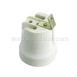 Porcelain Lamp Sockets‎ E27 SY519B-1