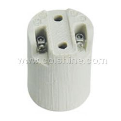 E14 ceramic lamp holder