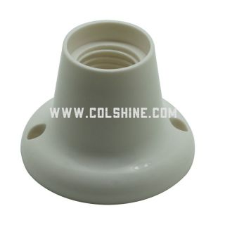 E27 plastic lamp holder with CE RoHS certificate