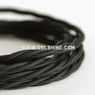 Colored Fabric Cable