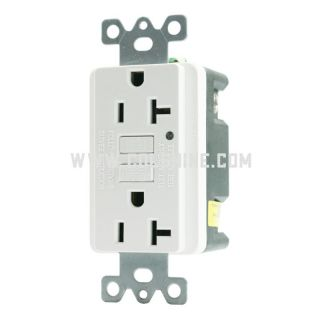 20 amp GFCI Outlet