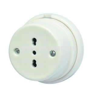Italian wall socket 16A 250V