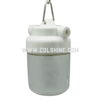 Waterproof porcelain pendant lamp